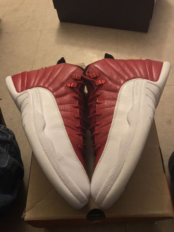 Gym Red 12s sz10