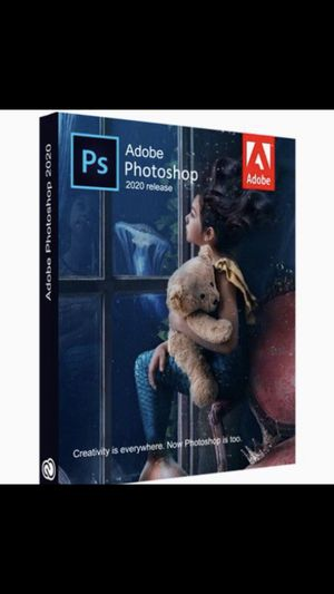 Adobe Photoshop CC 2019 for Sale in Los Angeles, CA