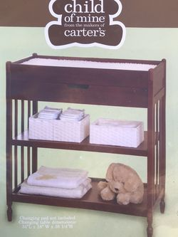 Baby Changing Table for Sale in Los Angeles,  CA