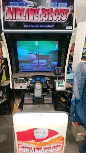 Sega AirLine Pilots Arcade for Sale in Ontario, CA