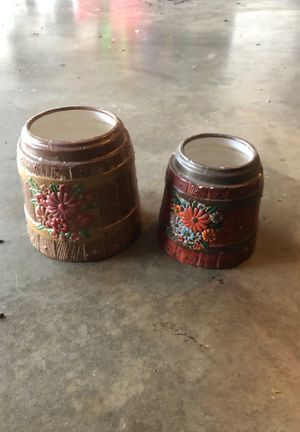 Small flower pots for Sale in Bedford, TX