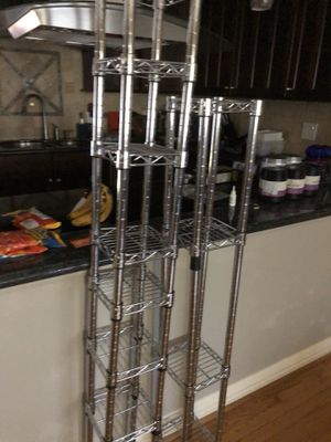Metal shelving for Sale in Houston, TX
