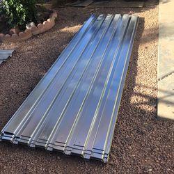 Sheet Metal (9 Sheets) $25 Per Sheet for Sale in Avondale,  AZ