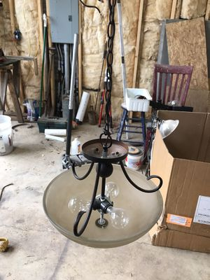 Light fixture for Sale in Fischer, TX
