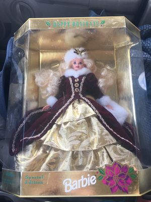 Special edition holiday Barbie 1996 for Sale in Wheat Ridge, CO