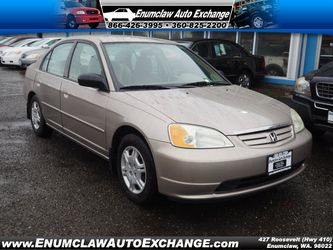 2002 Honda Civic for Sale in Enumclaw,  WA