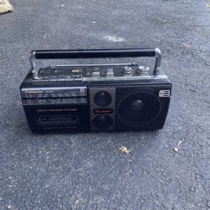 Panasonic Radio for Sale in Falls Church, VA