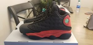 Air Jordan retro 13 Bred size 9.5 mens for Sale in Roselle, IL