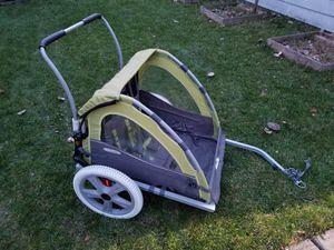 inStep bicycle trailer for kids for Sale in Chicago, IL
