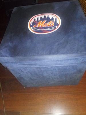 Mets suede storage container for Sale in Orlando, FL