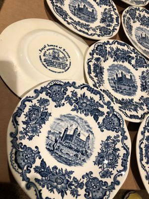Old English dishes for Sale in Lakeport, CA