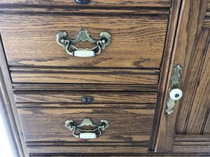 Large chest of drawers/armoire AND chest of drawers with large mirror BOTH PIECES - must sell for Sale in Monroe, WA