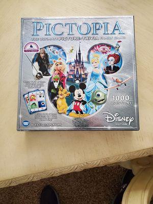 Disney board game Pictopia for Sale in Chandler, AZ