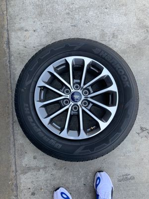 Truck Tires and Rims for Sale 2019 Ford F-150 for Sale in Los Angeles, CA