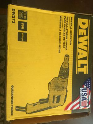 Dewalt Dw272 Corded Drywall ScrewGun for Sale in Vancouver, WA