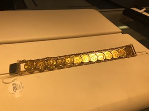 Coin Bracelet for Sale in Grand Prairie, TX