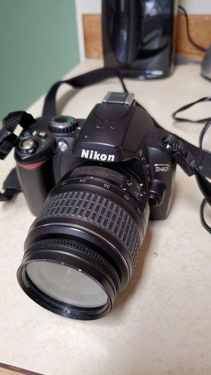Nikon D40 for Sale in Lynnwood, WA