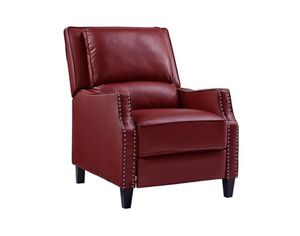 Brand New Red Pushback Recliner for Sale in La Vergne, TN
