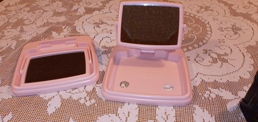 2 Pink Double Sided Travel Mirrors for Sale in Grand Junction,  CO