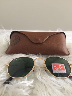 Brand New Authentic RayBan Hexagonal Sunglasses for Sale in El Segundo, CA