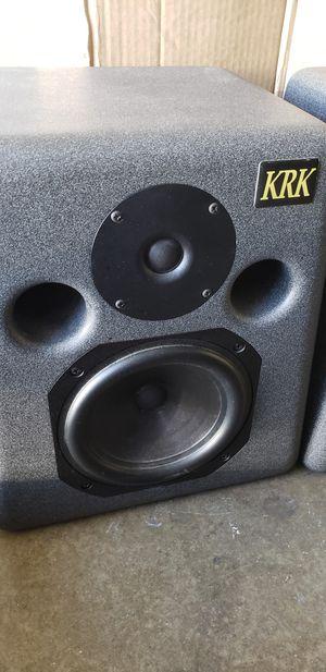 KRK Studio Monitors - Speakers for Sale in Pico Rivera, CA