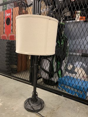 Adjustable Height Table Lamp for Sale in Washington, DC