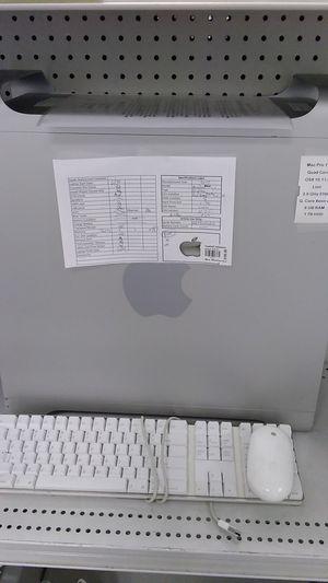 Apple Mac Pro 1,1 for Sale in Gorham, ME