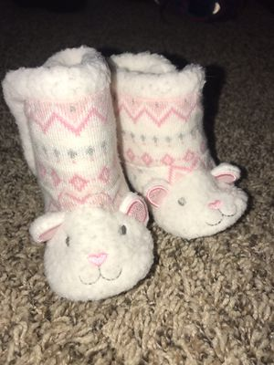 Koala Baby boots size 6/12 months for baby girl for Sale in Tulsa, OK