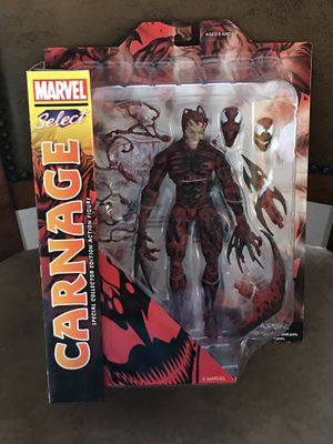 Marvel select Carnage for Sale in Austin, TX
