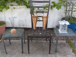 Patio furniture and decor for Sale in Saint Pete Beach, FL