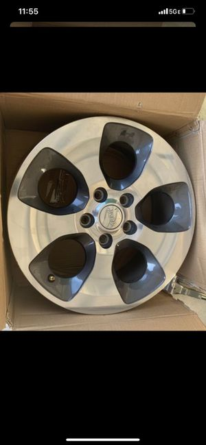 "5 Jeep Wrangler wheels 18"" $250 OBO for Sale in Richmond, TX"
