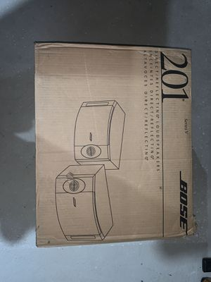 Bose 201 Series V for Sale in St. Clair Shores, MI