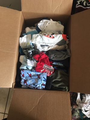 Used baby boy clothes for Sale in Las Vegas, NV