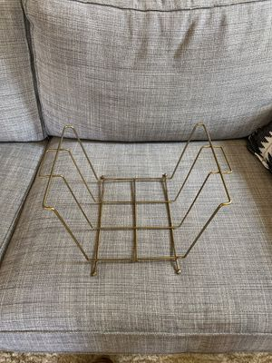Free brass basket for Sale in Frederick, MD