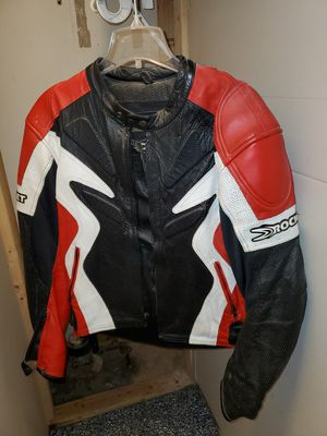 Joe Rocket leather motorcycle jacket for Sale in Chicago Heights, IL
