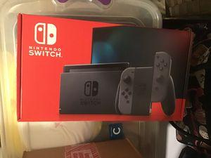 Brand new Nintendo switch V2 for Sale in Salt Lake City, UT