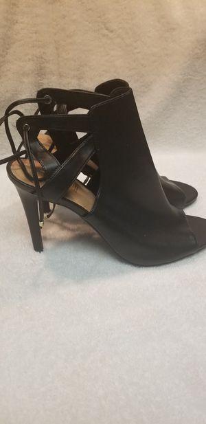 Size 11 BLACK OPEN BACK HEEL. NEVER WORN OUTSIDE. for Sale in UNIVERSITY PA, MD