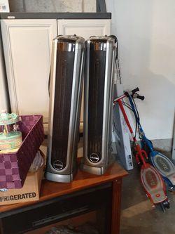 Lasko Heaters X2 for Sale in Vancouver,  WA