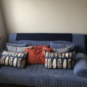 Couch Futon Bed for Sale in Puyallup, WA