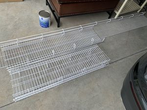 Closet shelving FREE for Sale in Duluth, GA