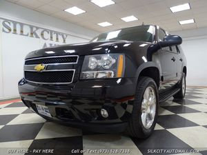 2013 Chevrolet Tahoe LT 4x4 Leather DVD 3rd Row for Sale in Paterson, NJ