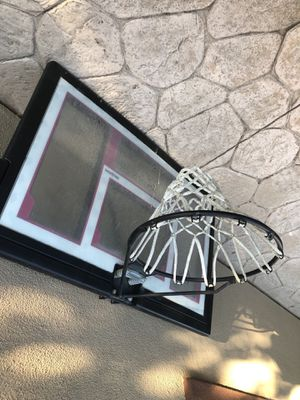 Basketball hoop backboard for Sale in Chino Hills, CA