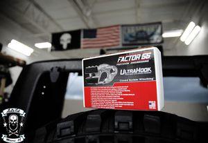 Factor 55 UltraHook Winch Hook With Shackle Mount Gray. for Sale in Hialeah, FL