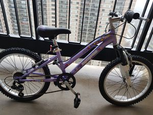 Mongoose Girls Bicycle 20 Inch for Sale in Arlington, VA