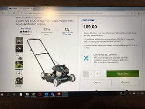 Bolens Lawn Mower for Sale in Santa Clara, CA