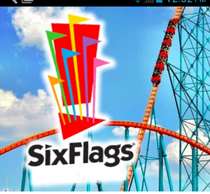 SIX flags season passes with free parking for Sale in Fort Worth, TX