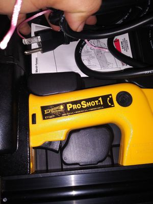 Arrow electric matic nail gun for Sale in Fresno, CA