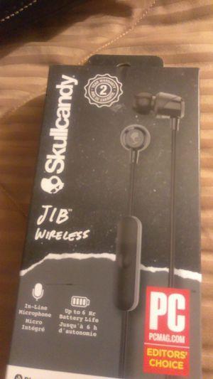 Jibs wireless headphones for Sale in Wichita, KS