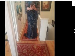 celebrity !!$1200 jovani prom pageant dress size 12/14 for Sale in Drexel Hill, PA