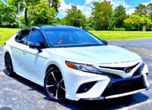2018 Toyota Camry Brake Assist for Sale in Charlottesville, VA